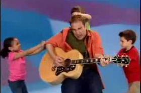 "Music for Aardvarks ""Grumpy"" as seen on Nick Jr. TV"